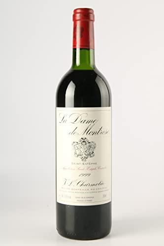 LA DAME DE MONTROSE 1999 - Second vin