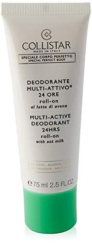 Collistar Deodorante Roll-On Multi - Attivo 24 Ore - 75...