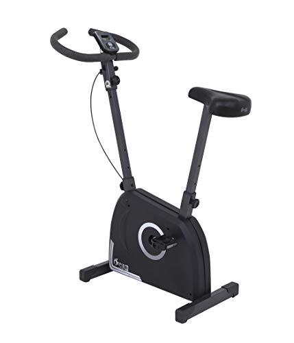 Bicicleta Ergométrica Vertical Dream Fitness EX 550 Chumbo Único