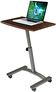 Seville Classics 23.6 Inch Solid-Top Height Adjustable Ergonomic Table