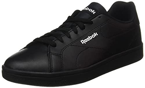 Reebok Royal Complete CLN2, Zapatos de Tenis Unisex Adulto, Multicolor (Negro/Blanco/Negro), 43 EU