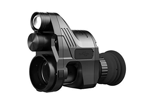 BESTSCOPE Pard NV007A Digital Night Vision Rifle Rear Scope Night Vision Add on Attachment WiFi 1080P IR Hunting Camera Monocular with 32G SD
