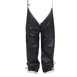 Zer one Pantalon de Pêche Imperméable Waders de Pêche Waders Foot Wader Adultes Armée Extérieure Protection Contre la…