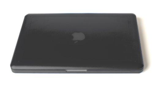 mCover hochwertigem Polycarbonat Hülle Schutzhülle Notebooktasche Hard - Shell - Case Tasche / Hartschale für Apple Macbbok Pro 13 Zoll (Modell A1278 mit DVD, Nicht für Macbook Pro 13 Zoll Retina Display) - Schwarz
