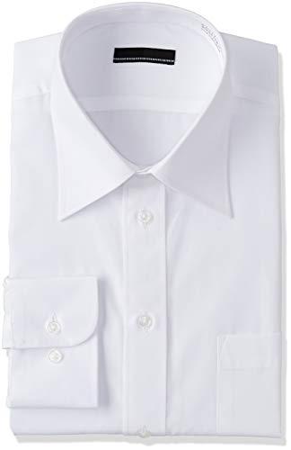 [アトリエサンロクゴ] 白ワイシャツ 長袖 形態安定 ビジネス 冠婚葬祭 6041 メンズ ホワイト 3L(45-82)(日本サイズ3L相当)