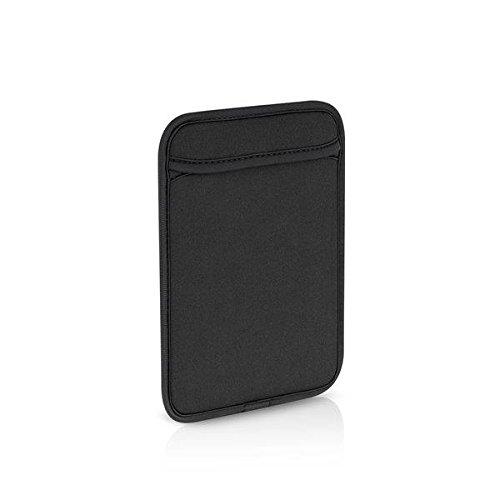 TrekStor 30384 Pocuh Negro Funda para Libro electrónico - Fundas para Libros electrónicos (104 x 156 x 5,3 mm, 24,8 g)