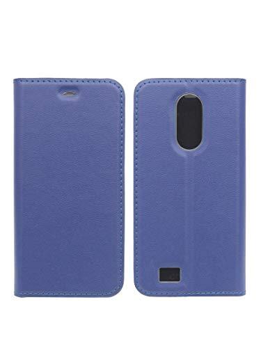 Emporia Book Cover Ledertasche für SMART.5 Blue, LTB-NAP-S5-BL