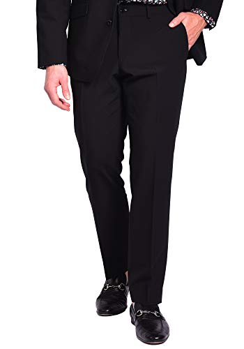What Color Sports Coat Goes With Black Pants?
