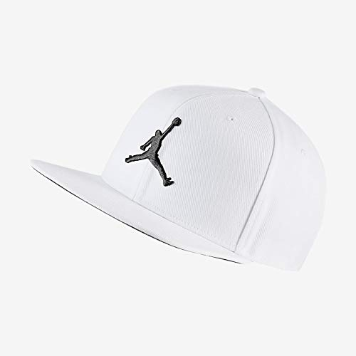 Nike AR2118 101 Cappello, Unisex – Adulto, White/White/Black/Black, Taglia Unica