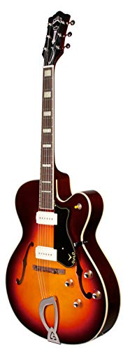 GUILD X 175 MANHATTAN ANTIQUE BURST + CASA Guitarra eléctri