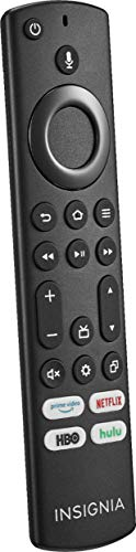 Replacement TV Remote for Insignia or Toshiba Fire TV Edition