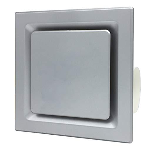 Badkamerventilatorrooster is een krachtige ventilator, keukenafvoerventilator, Silent Pipe Fan, luxe plafondventilator.