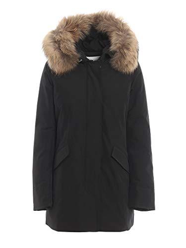 WOOLRICH luxe mode dames WWCPS2762UT0001BLK zwart jas | herfst winter 19