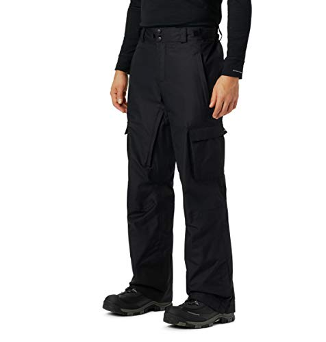 Columbia Men's Ridge 2 Run III Pant, Black ,Small Regular
