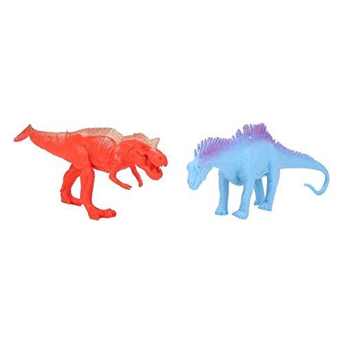 Garosa Simulation Wilde Tiere Modell Spielzeug Eier Brut Spielzeug mit Mini Spielzeug Dinosaurier für Party Gefälligkeiten Kinder Kleinkinder 2 Teile / Satz(#1)