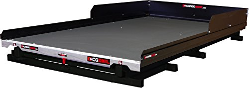 """CargoGlide CG2200XL-6548 - 2200 lb. Capacity 100% Extension Truck, Van and SUV Slide Out Tray - 65"""" Long & 49.25"""" Wide"""