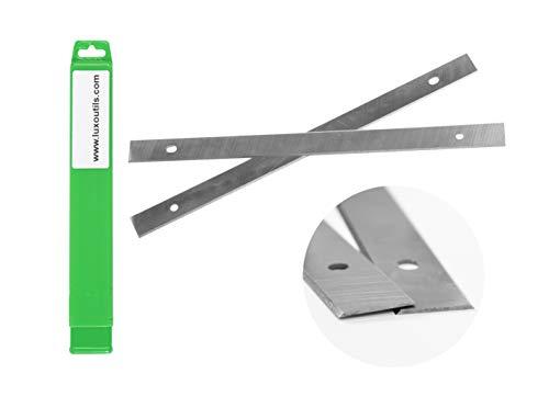 Swood - Juego de 2 hierros reversibles de 317 mm