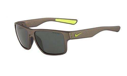 NIKE Gafas de sol, Nthrct/Vlt/GryPlrzd, 59 Unisex