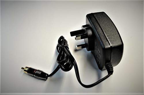Angling Technics Battery Charger Bait Boat Batteries fits Microcat/Technicat/Standard Bait Boats