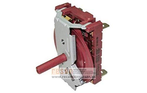 Conmutador horno Teka 6 posiciones HM815