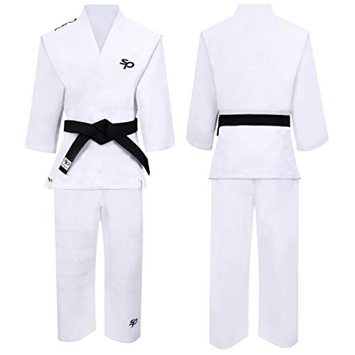 Starpro Kit Uniforme de Costume de Judo - Bon pour Le Karaté