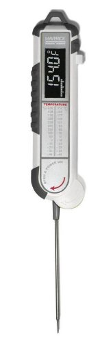 Maverick PT-100 Professionelles Thermoelement/Thermometer,Weiß