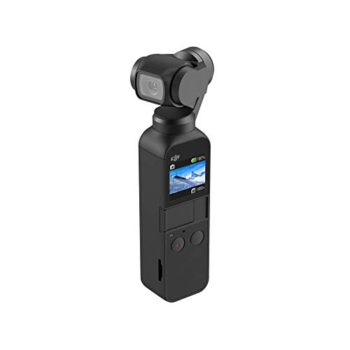 DJI OSMO Pocket Handheld 3 Axis Gimbal Stabilizer with...