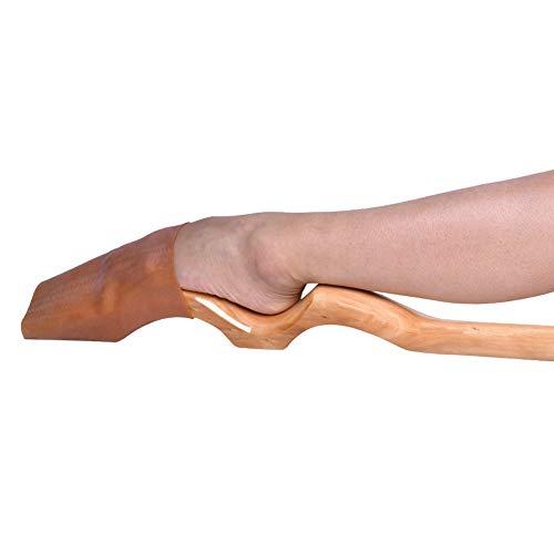 Victool Ballet Stretch Stretcher Arch, Enhancer de Madera Ballet Arch Stretcher Enhancer con Banda elástica