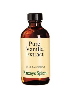 Vanilla Single Strength By Penzeys Spices 4 fl oz