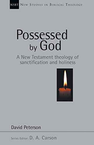 Possessed by God: A New Testament Theology of Sanctification and Holiness (New Studies in Biblical Theology)
