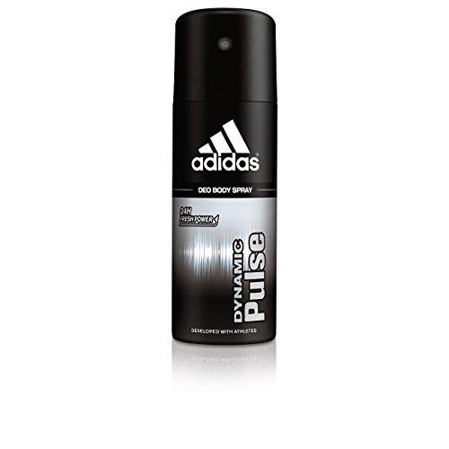 Adidas Fragrance Personal Care Dynamic Pulse Eau De Toilette Spray for Men, 3.4 Ounce