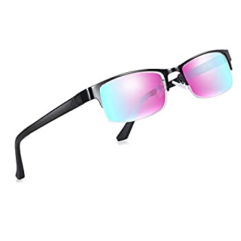 blind person glasses