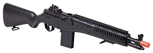 GameFace GFASM14B M14 Spring-Powered Single-Shot Bolt Action Airsoft Rifle