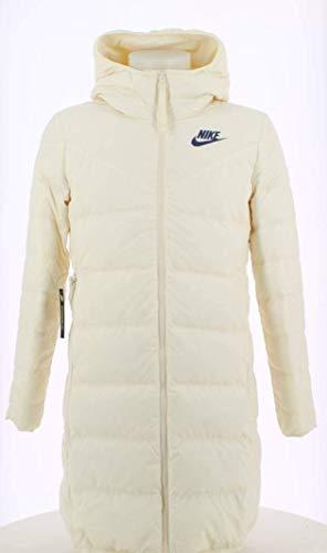 Nike Damen Sportswear Windrunner Down Fill Parka Beige M (EU 40-42)