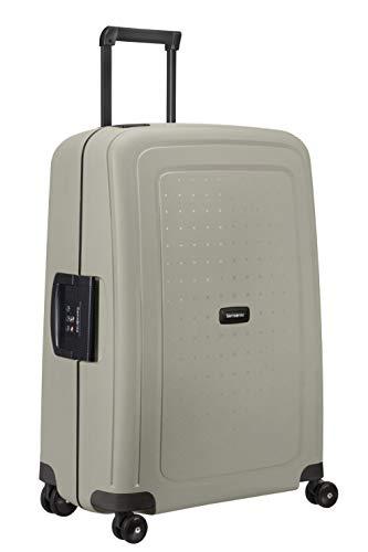 Samsonite S'Cure Eco, Spinner M maleta, 69 cm, 79 L, Gris (Green Grey)