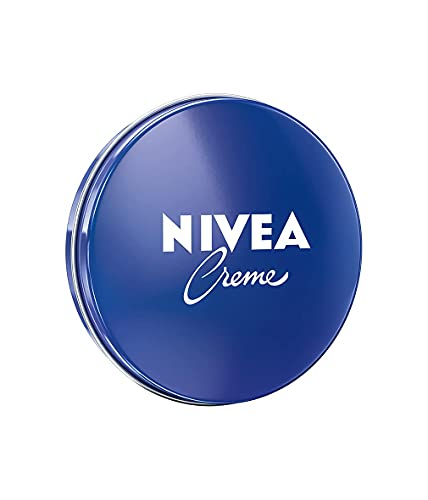 NIVEA Cream jar classic moisturizing cream for all skin types, rich skin cream with nourishing Eucerit assorted colors, 30 ml, packaging may vary