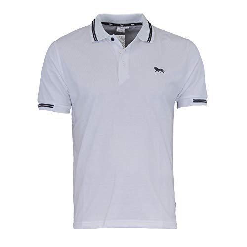 Lonsdale Small Lion Poloshirt Weiß XXXL