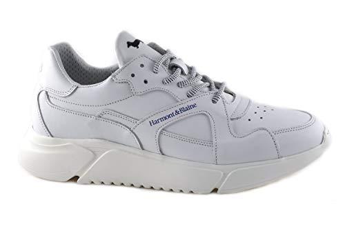 EFM201.181.5000 Bianco HARMONT & Blaine HARMONT & BLAINE CALZ. Sneakers Uomo 40