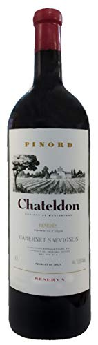 Pinord Chateldon Cabernet Sauvignon Vino Reserva Doble Magnum 3 Litros - 3000 ml