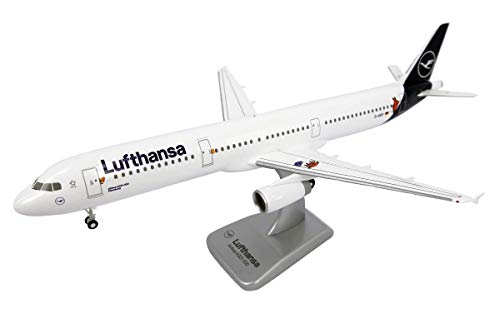 Airbus A321-100 Lufthansa New Livery Mouse & Elephant Scale 1:200