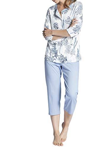 CALIDA Cosy Cotton Fair 3/4-Pyjama Damen