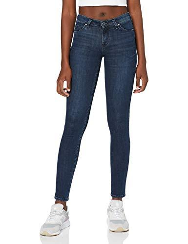 Lee Scarlett Body Optix Jeans, Aurora Limpia, 25/33 para Mujer