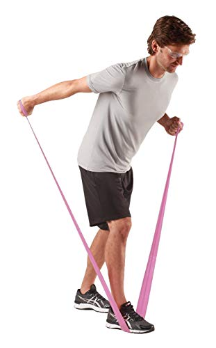 Spinway TPE Band Thicker Extra Durable Latex Resistance Exercise Band Pull Up Assistance for Physical Workout Elastic Workout Home Band (Resistance 12-26 lbs)