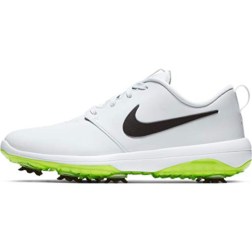 Nike Roshe G Tour, Zapatillas de golf para Hombre, (Blanco/Negro 002), 43 EU