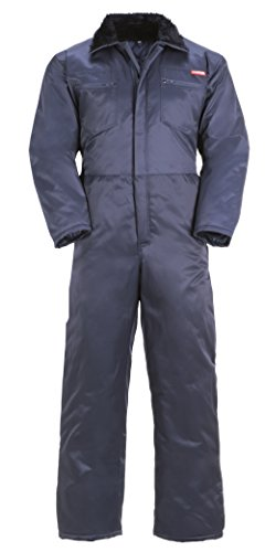 Planam Gletscher Piloten Overall (S, Marine)