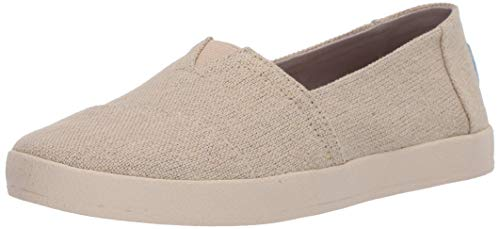 TOMS Damen Avalon Turnschuh, metallic-goldfarben, 39.5 EU