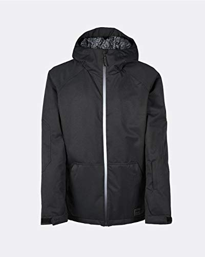 BILLABONG™ All Day 10K Snow Jacket - Jacket - Men - L - Schwarz