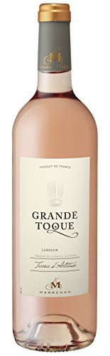 6x 0,75l - 2017er - Marrenon - Grande Toque - Rosé - Luberon AC - Rhône - Frankreich - Rosé-Wein trocken