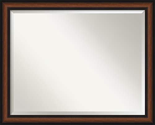 Amanti Art Framed Vanity Mirror | Bathroom Mirrors for Wall | Yale -