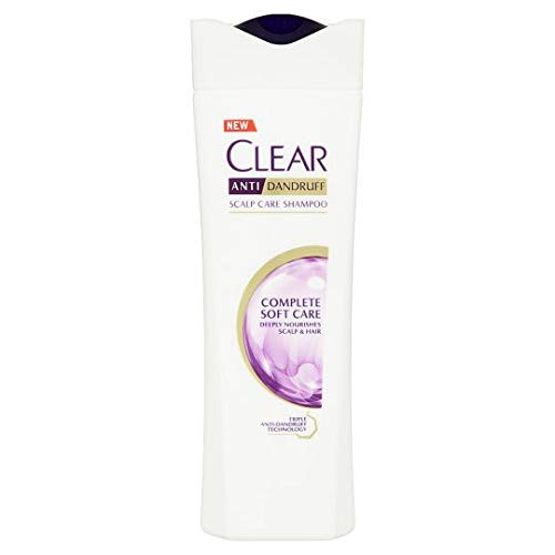 #MG CLEAR Complete Soft Care Anti-dandruff Shampoo 330ml -Helps replenish protein components, deeply nourishes scalp, and gives you healthy looking, beautiful hair.
